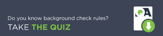 Background Check Compliance Quiz