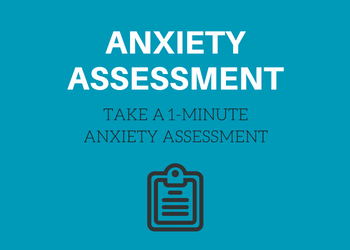 Take a free one-minute anxiety symptoms assessment quiz