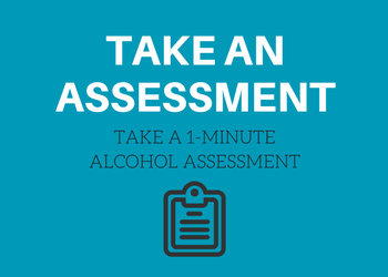 Free one-minute alcohol assessment from TTHI Counseling Center