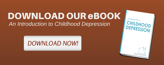 childhood depression ebook