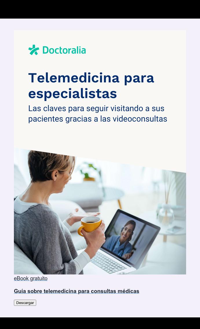 eBook gratuito  Guía sobre telemedicina para consultas médicas Descargar