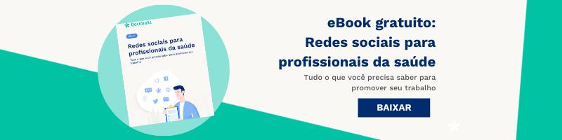 eBook Redes Sociais para Profissionais da Saúde
