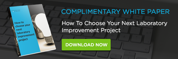 how to choose your next laboratory improvement project