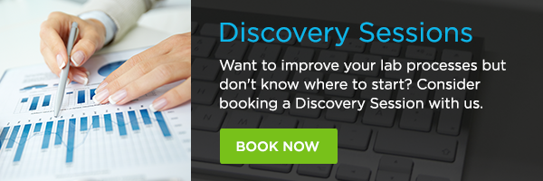 discovery sessions for lims