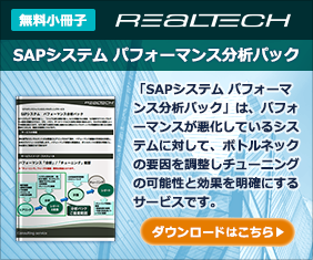 SAP Solution Manager SaaS 型サービス「REALTECH SOLMAN CLOUD SERVICE(SOLMAN CLOUD)」