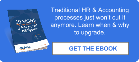 switch to integrated hr system software