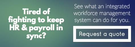 hr system focus on payroll