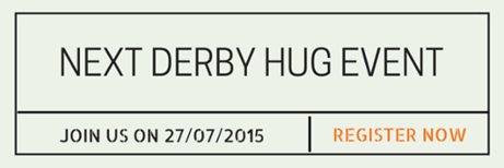 Register now for the next Derby HUG meet up