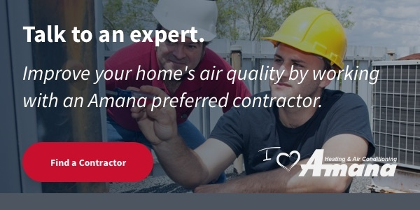contractor improving air quality