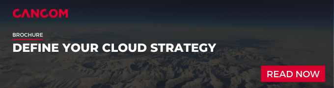 Define your cloud strategy