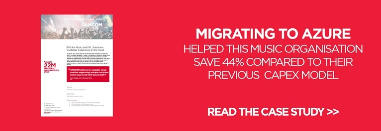 Azure Migration Case Study