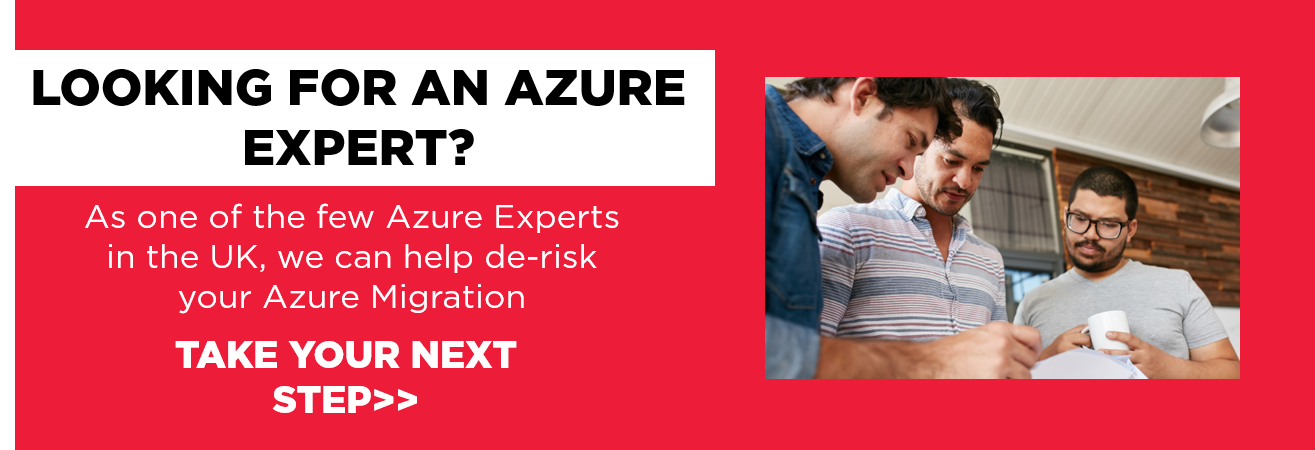Looking for an Azure Expert?