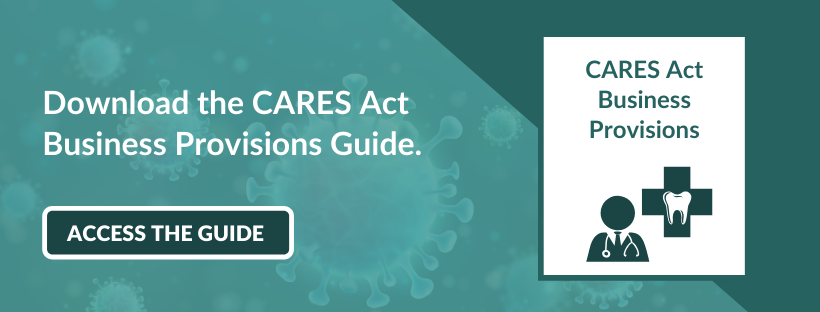 CARES Act Business Provisions Guide