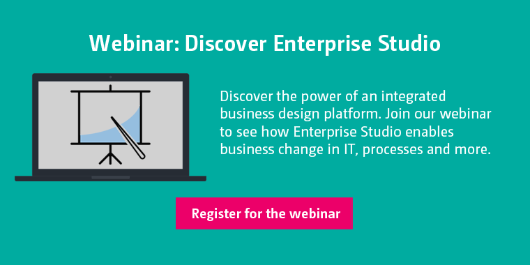 Join our webinar and discover the power of Enterprise Studio