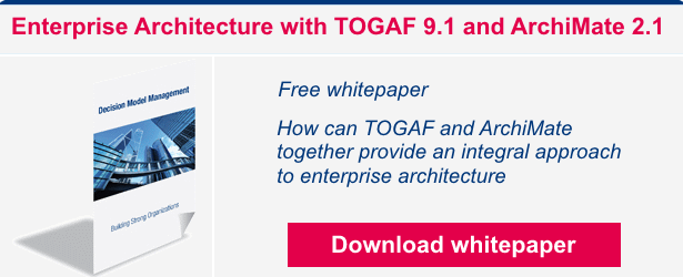 Enterprise Architecture with TOGAF and ArchiMate whitepaper