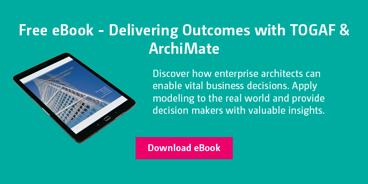 Delivering Business Outcome with TOGAF and ArchiMate