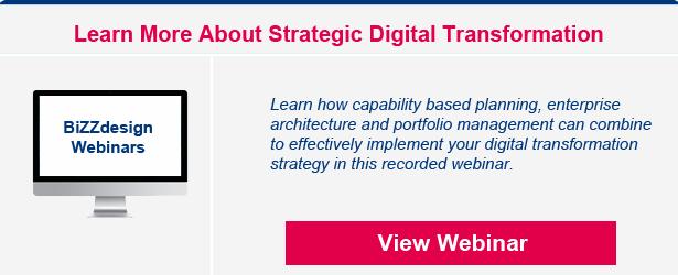 Webinar Learn more about Strategic Digital Transformation