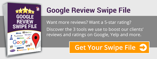 Google Review Swipe File