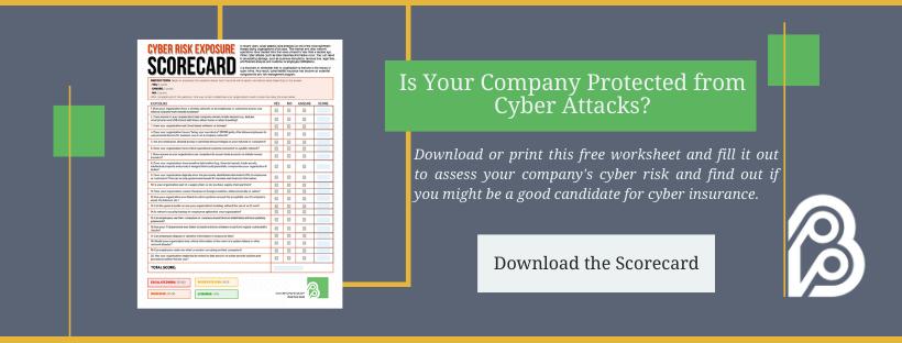 Cyber Scorecard Download