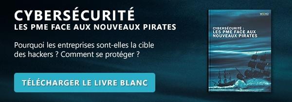 Livre Blanc - Cybersécurité : Les PME face aux nouveaux pirates