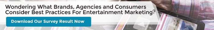 entertainment marketing survey