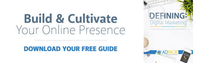 Build & Cultivate Your Online Presence