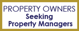 Property Owners Seeking Property Managers