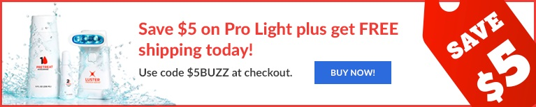 Save on Luster Pro Light. Free Shipping.