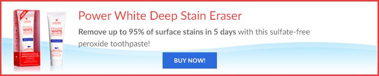 power white deep stain eraser