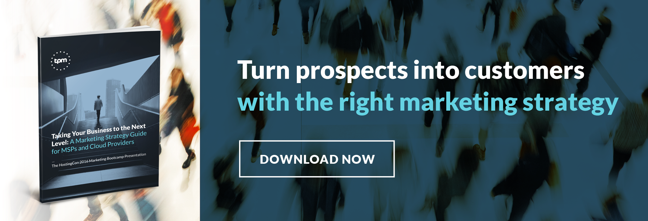Download the eBook: Taking Your Marketing to the Next Level