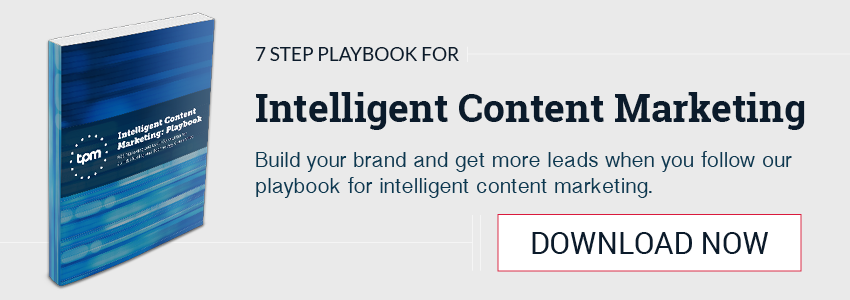 Intelligent Content Marketing