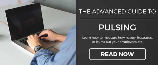 Free Guide to Pulsing Employee Surveys