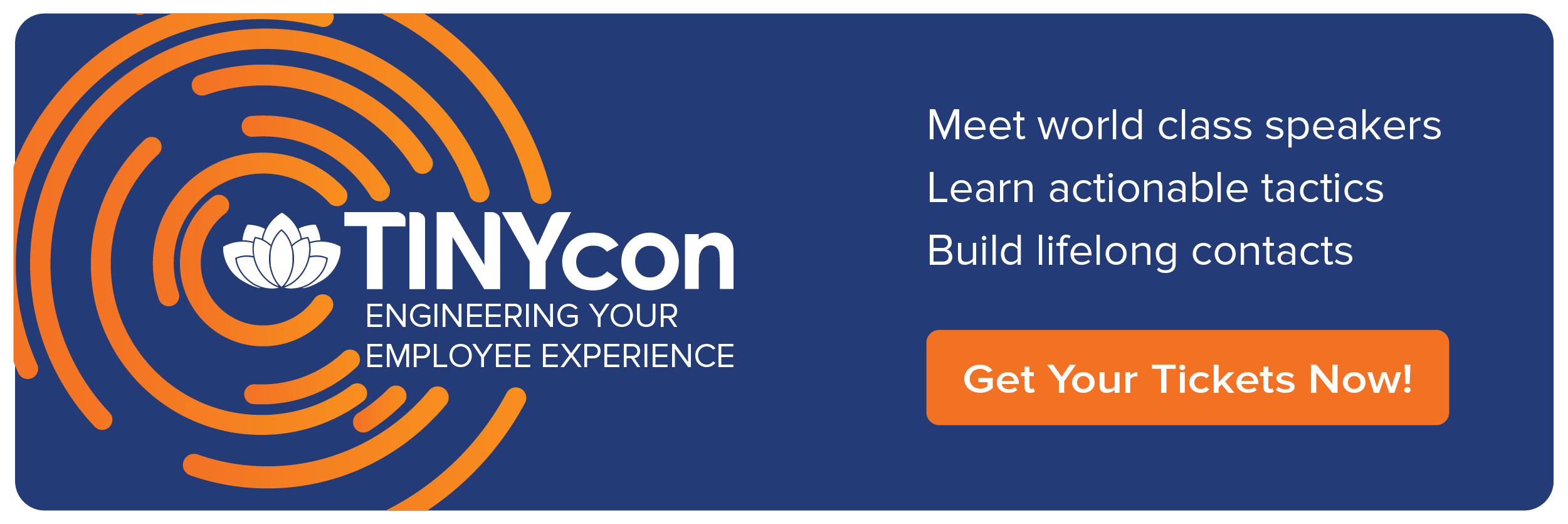 Register for TINYcon 2018 today!