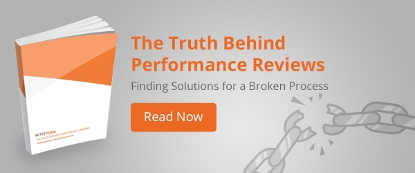 The Truth Behind Performance Reviews by TINYpulse