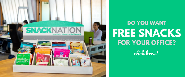 Get free snacks from SnackNation