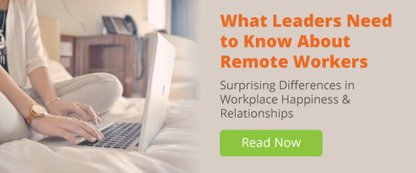 What Leaders Need to Know About Remote Workers by TINYpulse