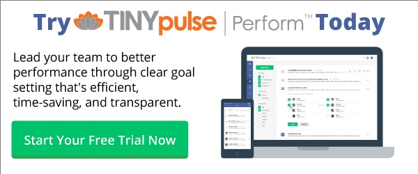 Free TINYpulse Perform trial
