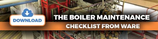 The Boiler Maintenance Checklist WARE Louisville