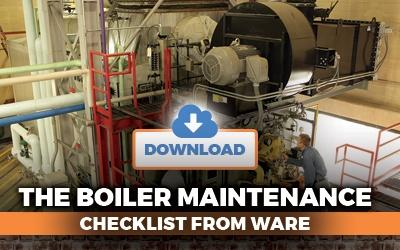 The Boiler Checklist WARE Louisville KY