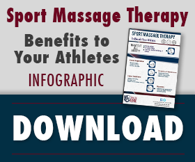 Download the Sport Massage Infographic