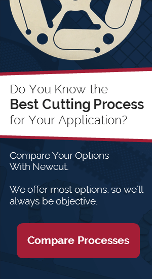 How do you know the best cutting process for your application?