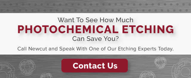 Want to see how much photochemical etching can save you?