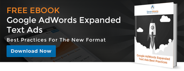 Expanded Text Ads E-Book