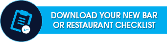 Download Your New Bar or Restaurant Checklist