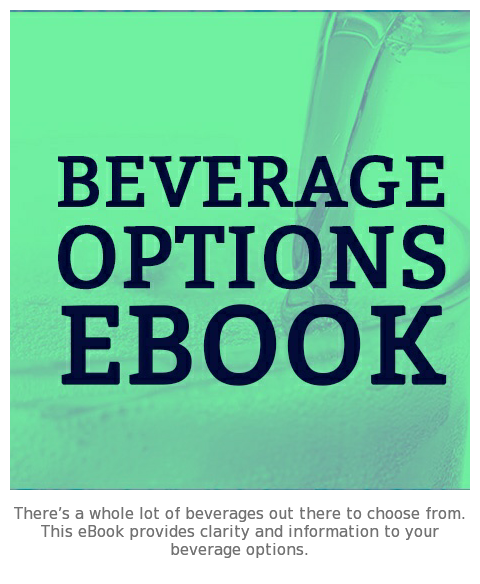 Beverage Options eBook