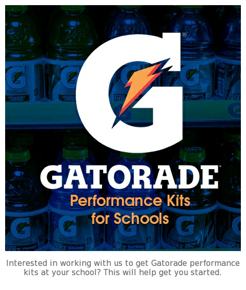 Gatorade Performance Kit