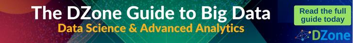 dzone guide to big data - data science and advanced analytics