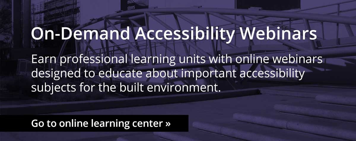 accessibility webinars by janis Kent