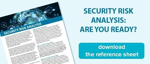 Security Risk Analysis SRA Primaris