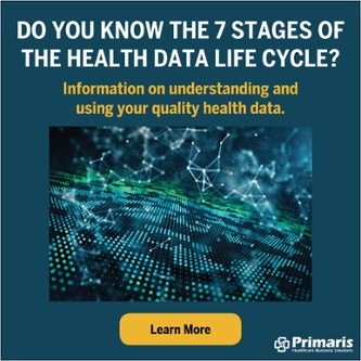 7 Stages of the Health Data Life Cycle | Resource Page | Primaris